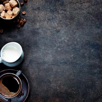 Composition de café