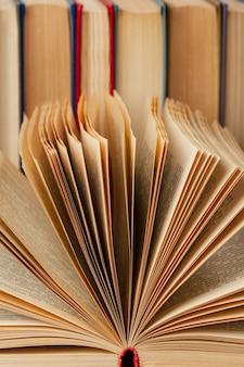 Composition créative pour la journée mondiale du livre