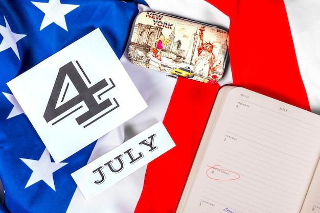 Composition du jour de l'indépendance