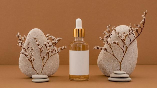 Composition du produit de soin de la peau