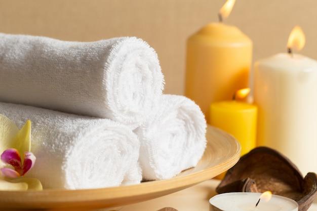 Composition du spa