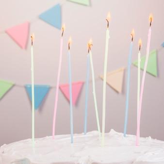 Composition d'éléments d'anniversaire