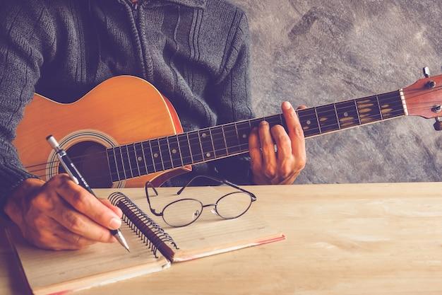 Composition de guitare