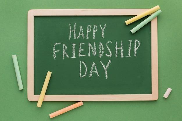 Composition de la journée de l'amitié nature morte