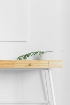 Composition minimaliste avec mobilier moderne