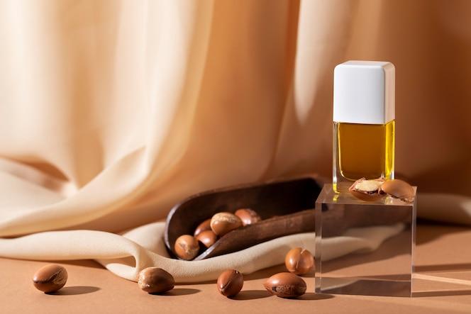 Composition naturelle d'huile d'argan