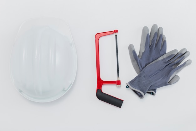 Composition à plat d'outils