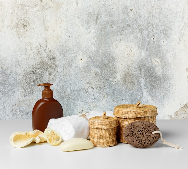 Composition de produits de bien-être spa