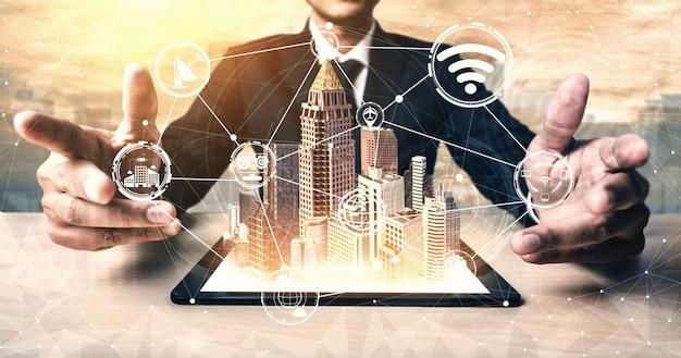 Composition de la technologie de communication 5g