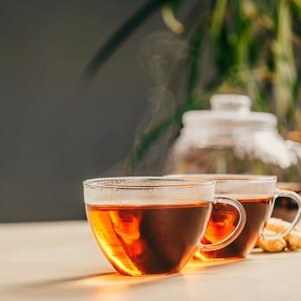 Composition de thé