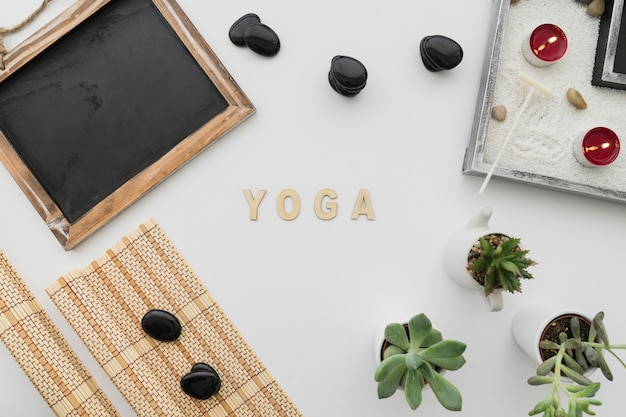 Composition de yoga