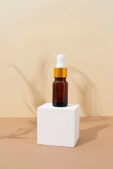 Compte-gouttes d'huile d'auto-soin naturel