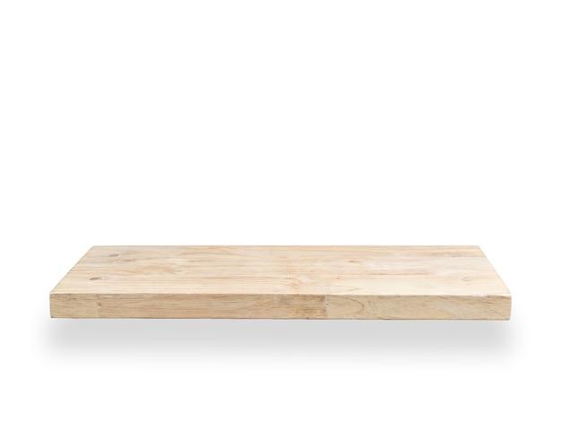 Comptoir en bois avec fond d'armoires de cuisine