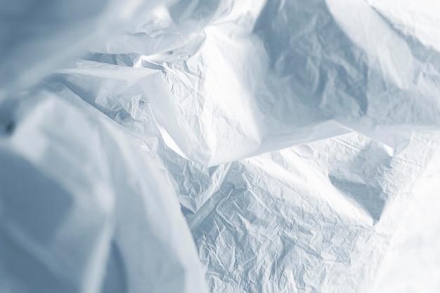 Concept abstrait de sac en plastique