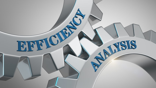Concept d'analyse d'efficacité