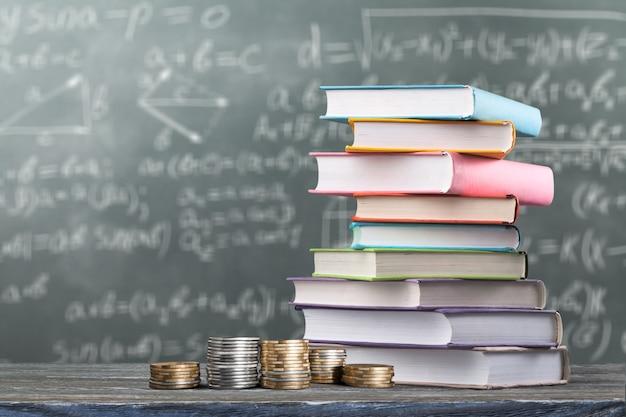 Concept d'apprentissage scolaire