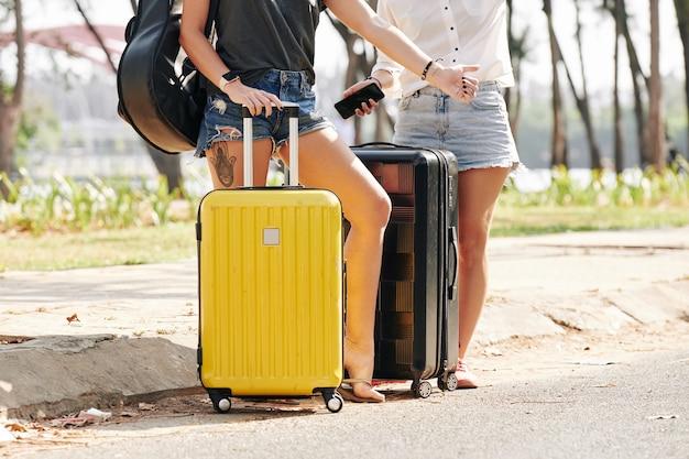 Concept d'aventure et de tourisme
