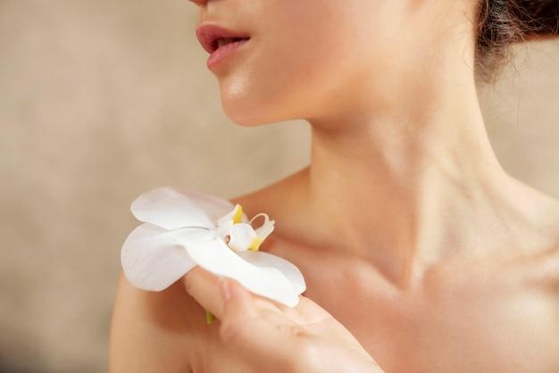 Concept de beauté et de soins de la peau