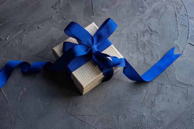 Concept de boîte cadeau