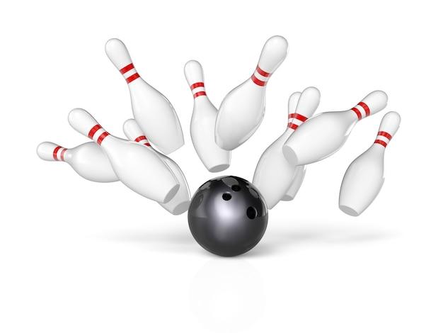 Concept de bowling