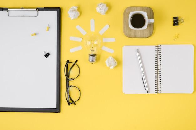 Concept brainstorming et nouvelle idée