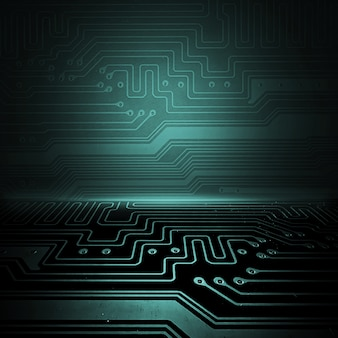 Concept de carte électronique