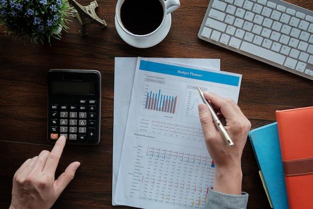 Concept de comptabilité d'entreprise