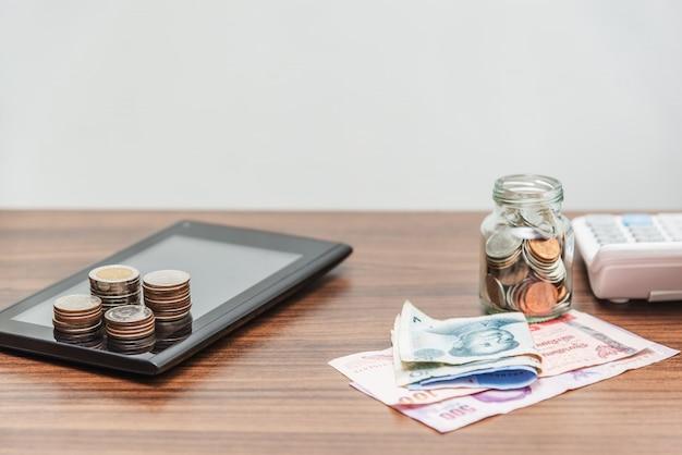 Concept comptable et investisseur