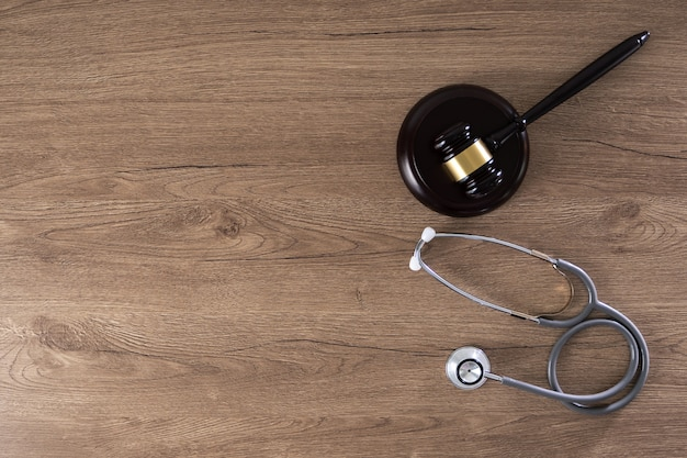 Concept de conformité à la loi pour le système médical