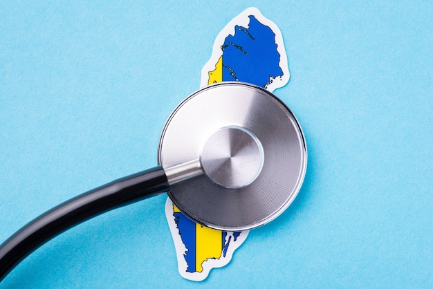 Concept de contrôle médical des citoyens suédois