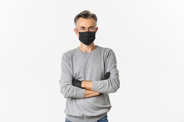 Concept de coronavirus, mode de vie et quarantaine