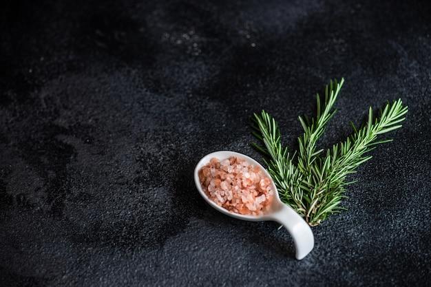 Concept de cuisson aux épices