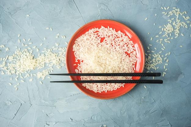 Concept de dîner asiatique