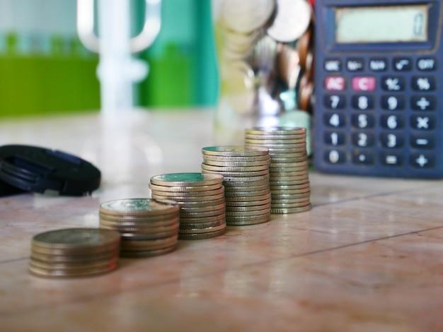 Concept économiser de l'argent