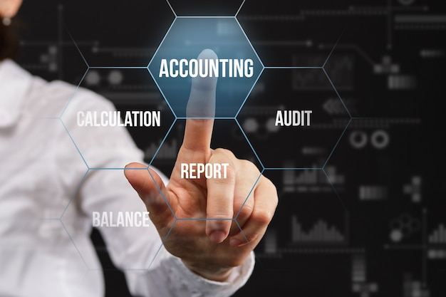 Le concept d'un élément important de la comptabilité d'entreprise