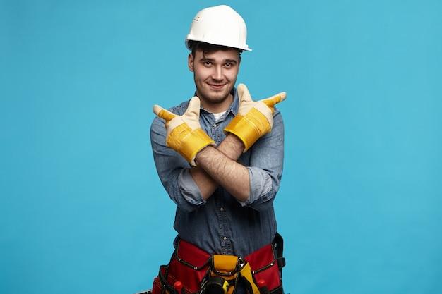 Concept d'emplois, de professions et de professions.