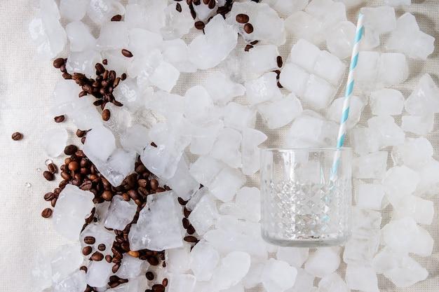 Concept de fabrication de cocktail