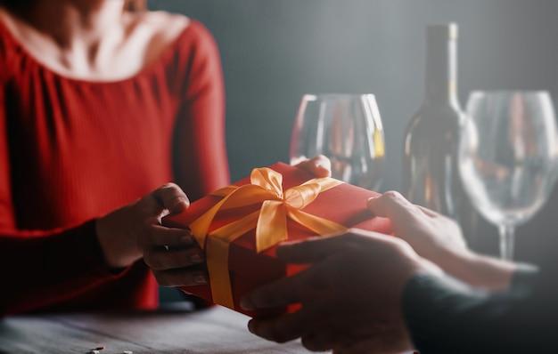 Concept de félicitation pour la saint valentin