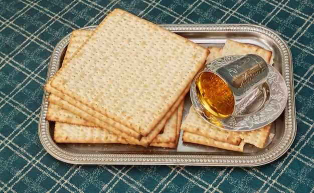 Concept de fête de fête juive pesah pâque