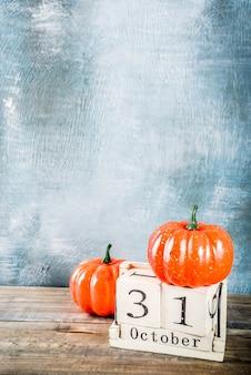 Concept de fête d'halloween