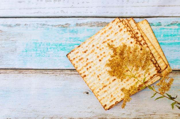 Concept de fête de pesah vacances de la pâque juive