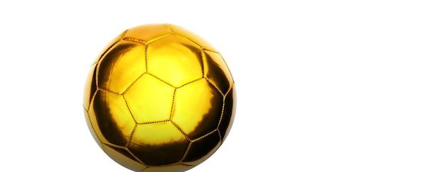 Concept de football ballon de football