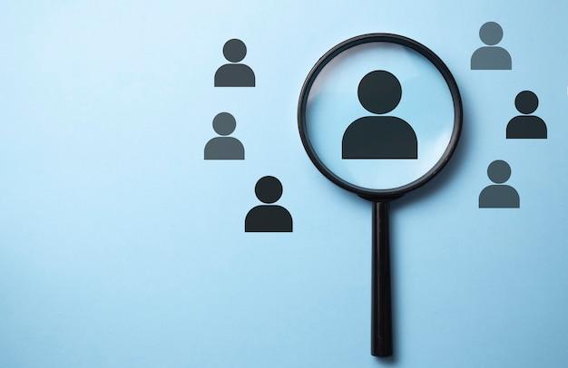 Concept de gestion et de recrutement des ressources humaines