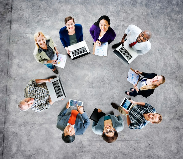 Concept global de dispositifs numériques pour ordinateurs portables