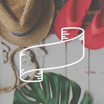 Concept Graphique D'insigne De Bannière De Boîte Photo gratuit