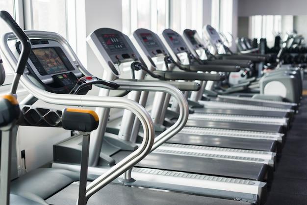 Concept de gym nature morte