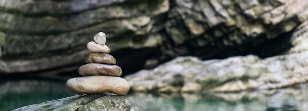 Concept d'harmonie, d'équilibre et de simplicité.