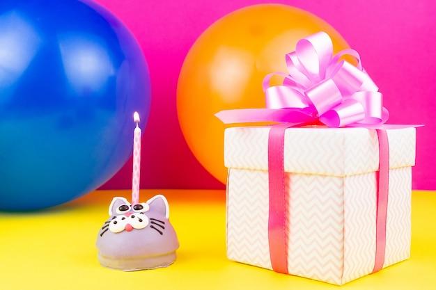 Concept joyeux anniversaire
