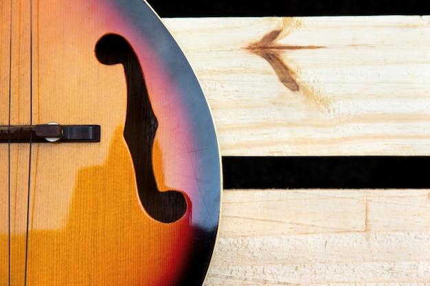 Concept de mandoline