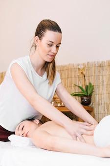 Concept de massage
